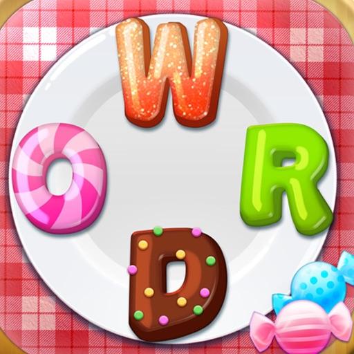 Word Candies! - ABC,Word Game iOS App