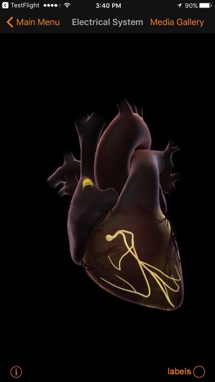 CardioSmart Heart Explorer screenshot-3