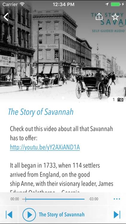 Savannah Walking Tour screenshot-3
