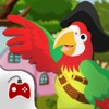 Try To Rescue Pirate Parrot - a adventure games