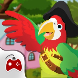 Try To Rescue Pirate Parrot - a fun games