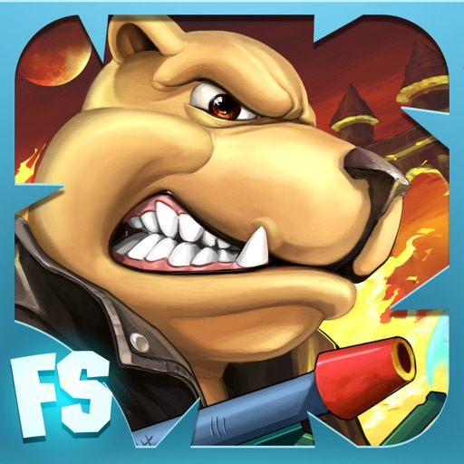 Angry Bear (3D)