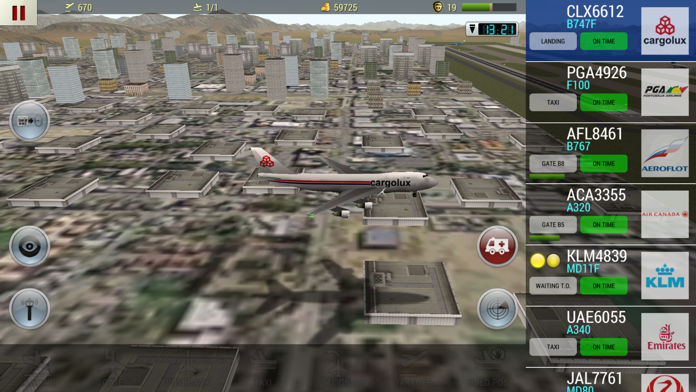 Unmatched Air Traffic Control Screenshot