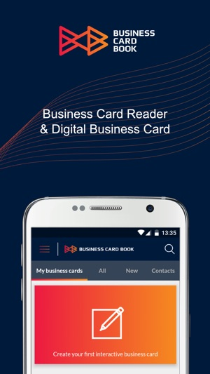 Business card book on the app store iphone ipad reheart Gallery
