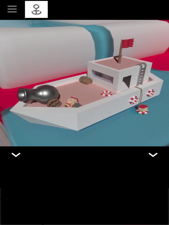 脱出ゲーム サメがいる部屋からの脱出のおすすめ画像3