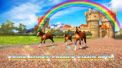 Horse Simulator: Magic Kingdom screenshot 1