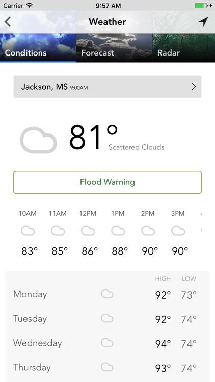 WJTV 12 - News for Jackson, MS screenshot-3