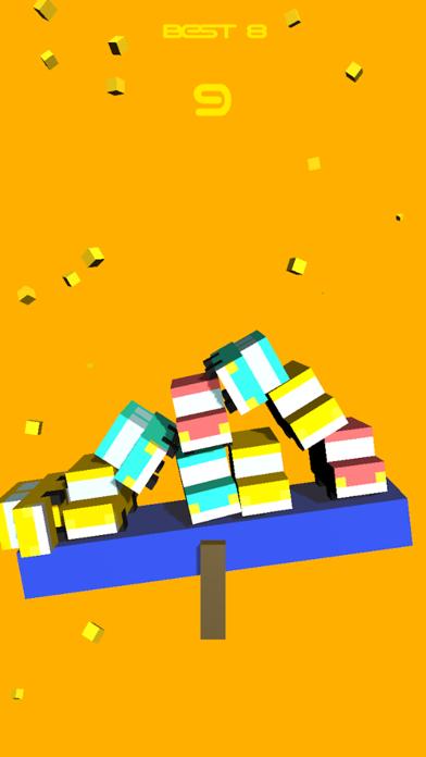 A Rocking Car -SEESAW GAME- screenshot one