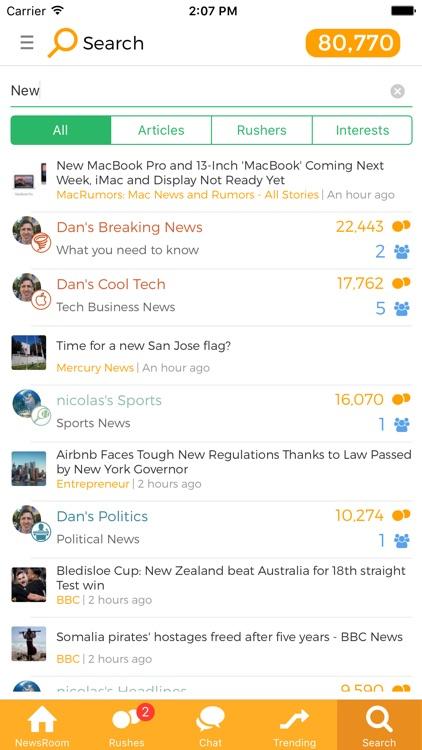 News Rush screenshot-4
