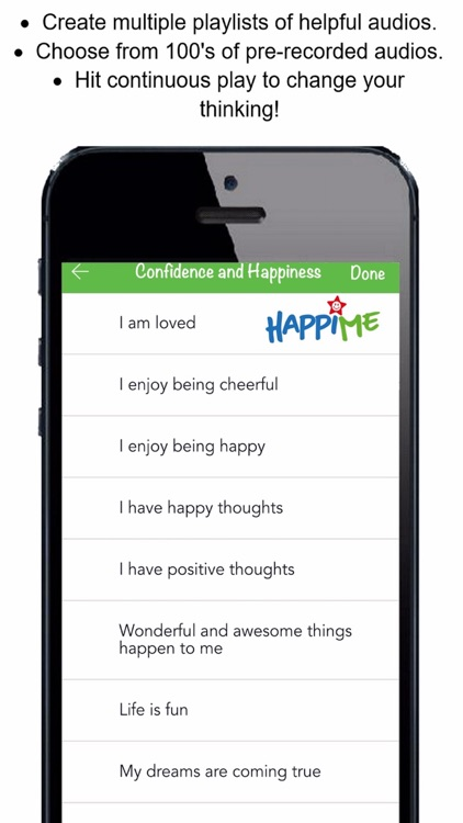 HappiMe for Adults screenshot-4