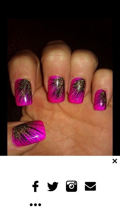 Nail Art Manicure Booth: Beauty Salon Nail Designs screenshot-3