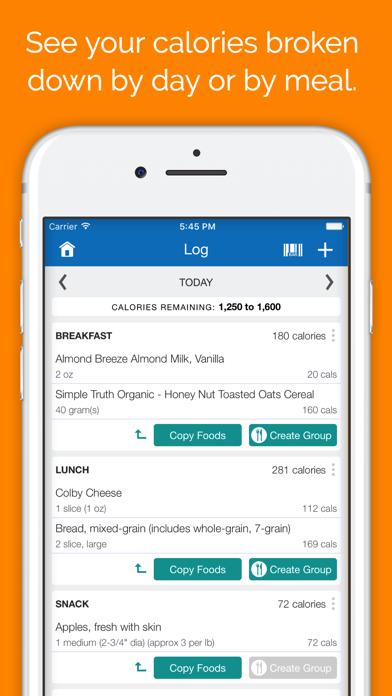 SparkPeople Calorie Trackerのおすすめ画像3