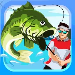 BassMoji – Pro Bass Fishing Emoji & Stickers Pro