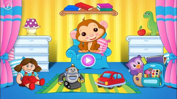 Baby games for one year olds. screenshot-4