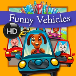 Funny Stories - Funny Vehicles HD