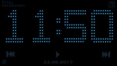 Player Clock Screenshots