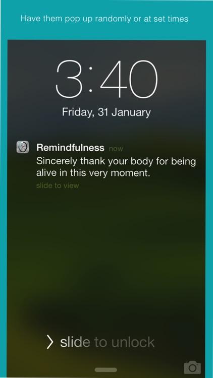 Remindfulness
