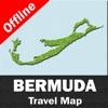 BERMUDA – GPS Travel Map Offline Navigator