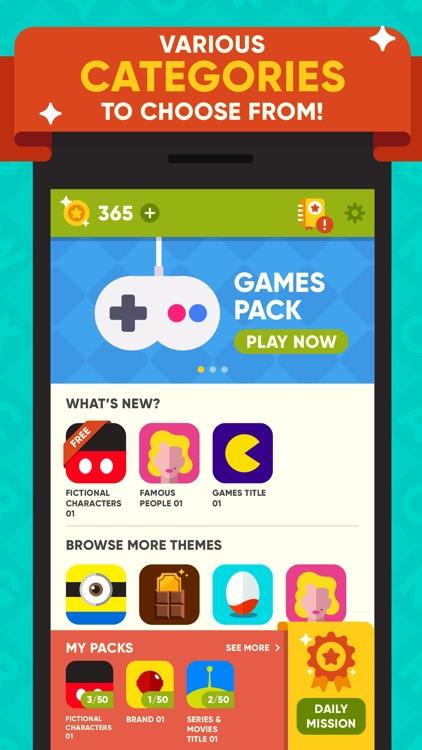 Icon Pop Quiz 2 - Fun Trivia screenshot-0
