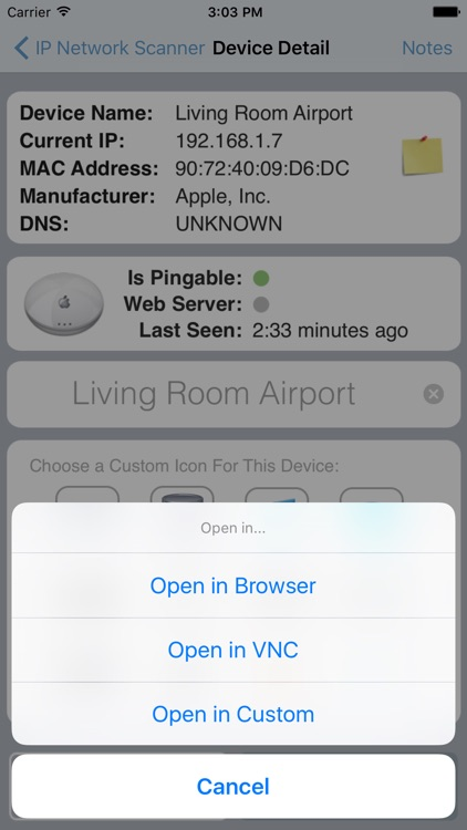 IP Network Scanner Lite screenshot-3