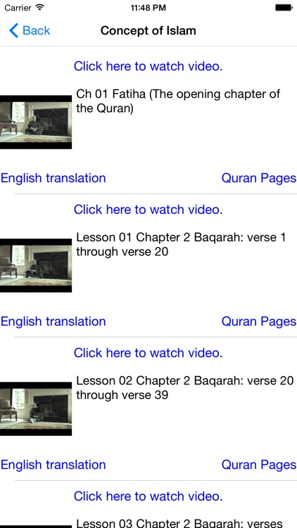 Concept of Islam screenshot-2