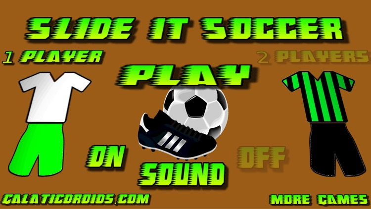 Slide It Soccer 3d Pro screenshot-4
