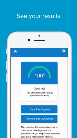 USCIS Civics Test Study Tools On The App Store