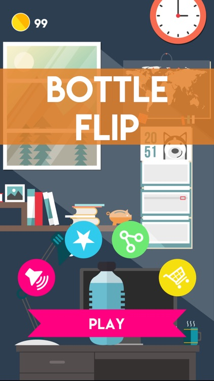 Bottle Flip·