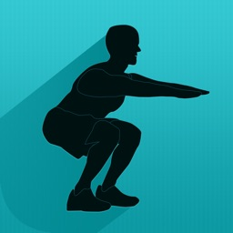 Squats Coach for iPad - Do Two Hundred Squats