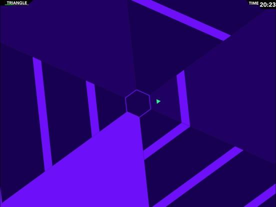 Screenshot #6 pour Infinite Hexagon - Super Helix