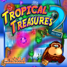 Tropical Treasures Gems 2 Deluxe