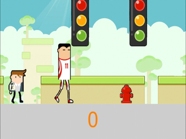 Binary Dash Up, game for IOS