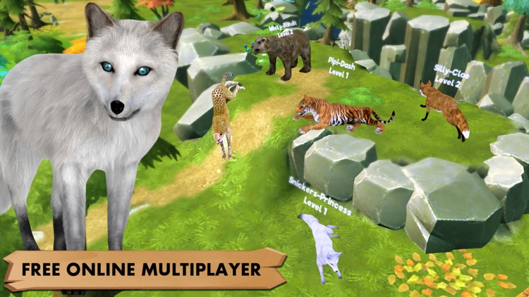 My Wild Pet Online Cute Animal Rescue Simulator