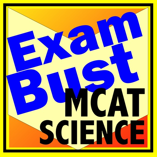 MCAT Prep Science Flashcards Exambusters