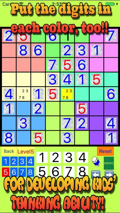 点击获取8x8!? SUDOKU Easy to Difficult
