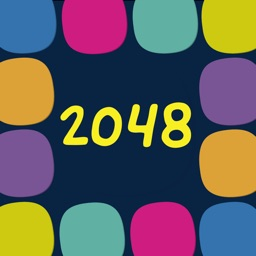 2048 : Puzzle Game Brain it on Merged Numbers !