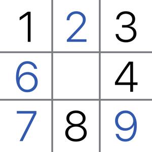 Sudoku - Classic Logic Game Games app