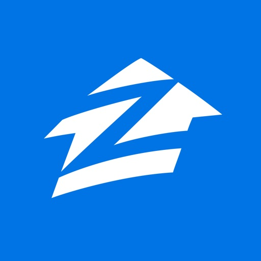 Zillow Real Estate - Homes for Sale & for Rent app logo