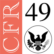49 Cfr app review