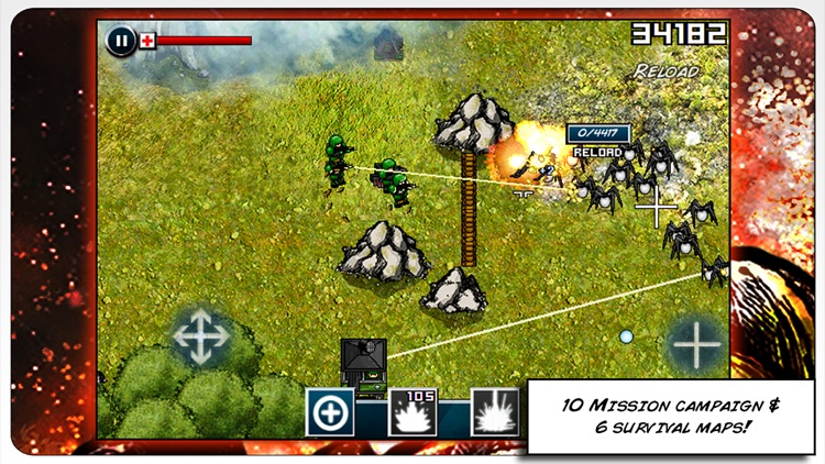 Planet Wars screenshot-3