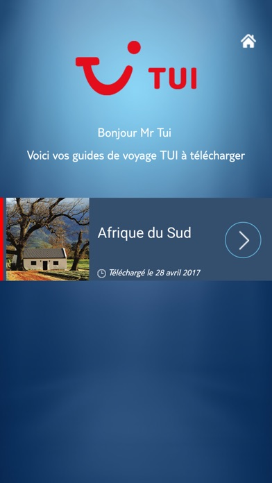 myTUIguide screenshot