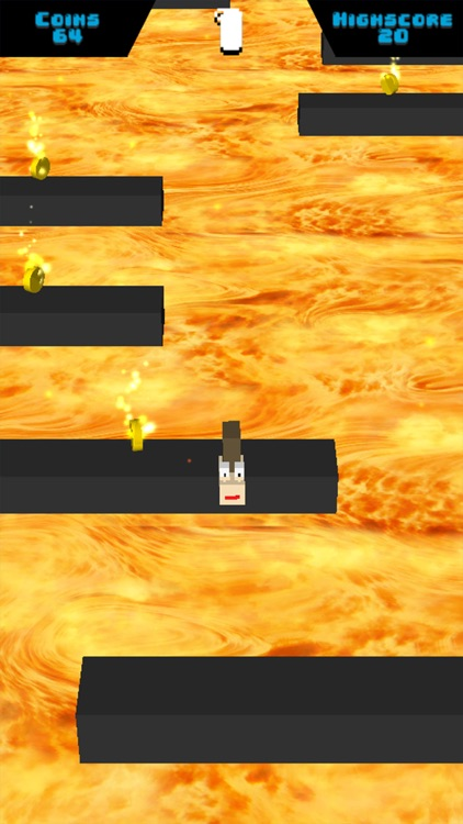 Oh No, The Floor Is Lava! screenshot-3