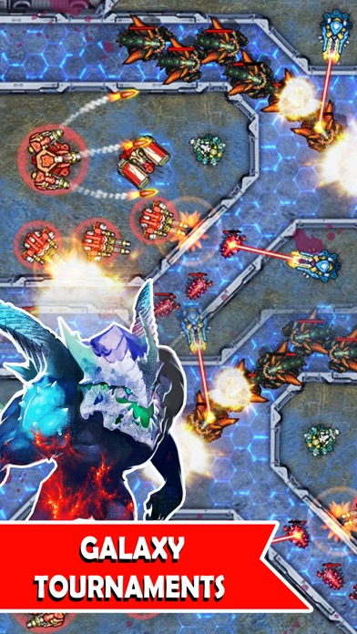 Tower Defense Zone - Strategy Defense game Screenshot on iOS