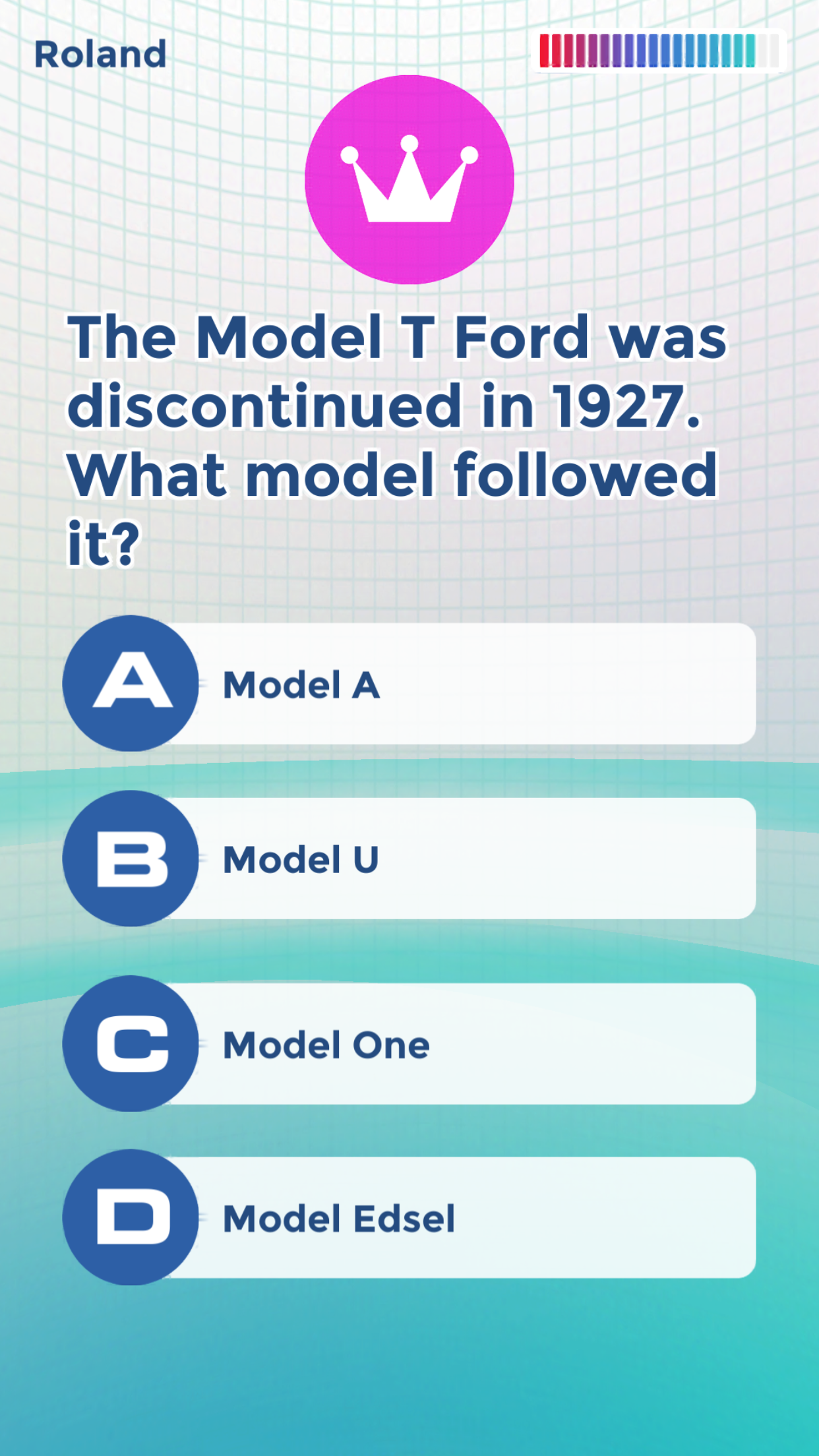 Knowledge Trainer: Trivia Screenshot