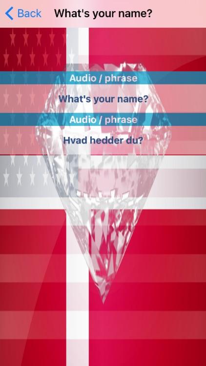 Danish Phrases Diamond 4K Edition