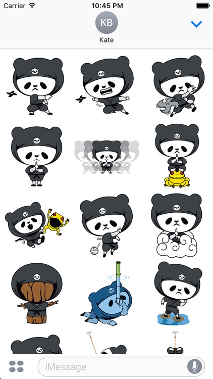 PANDA Ninja Panzo screenshot-0