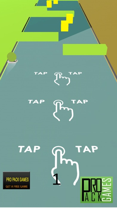 The Endless Road: Cool Ball Game for kids-2