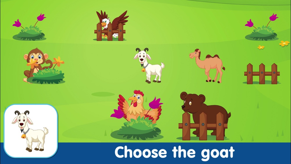 Animals Toddler learning games ABC kids games apps hack tool