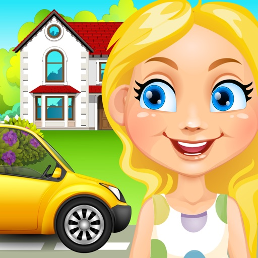 Kids Chore Time - Makeover Games for Girls & Boys