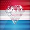 Luxembourgish Phrases Diamond 4K Edition